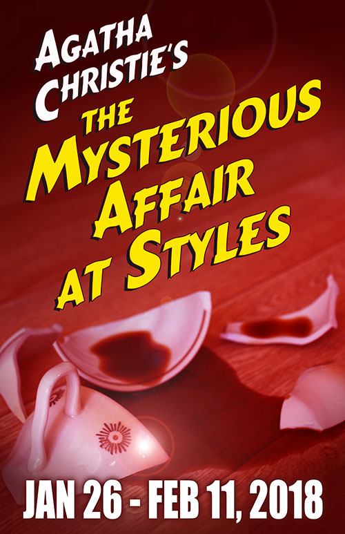 The Mysterious Affair at Styles at Chattanooga Theatre Centre