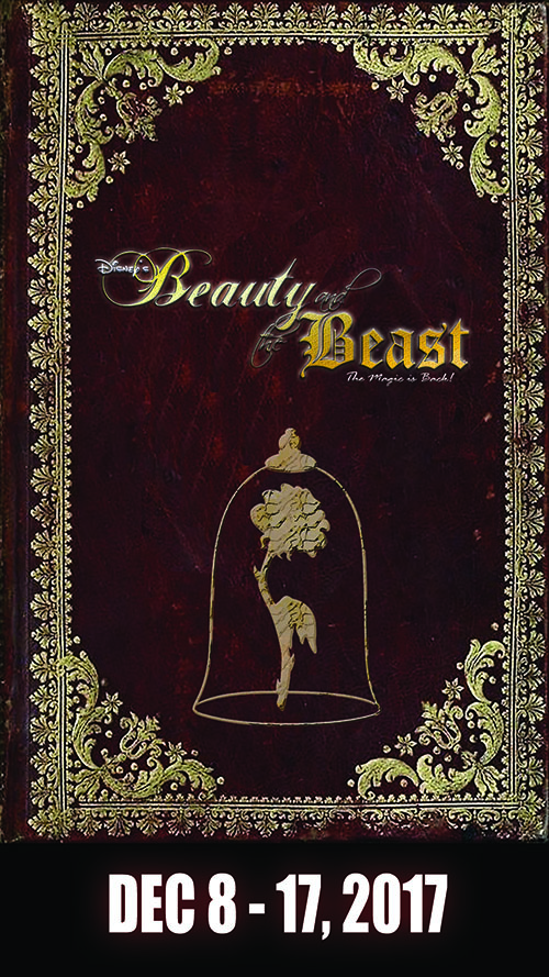Beauty and the Beast at Chattanooga Theatre Centre