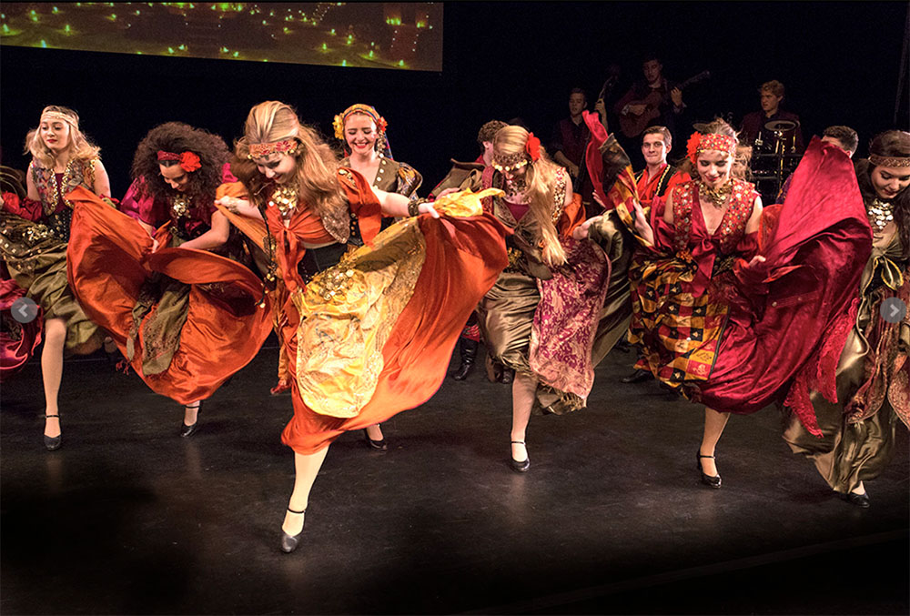 The Tamburitzans Live! at Chattanooga Theatre Centre