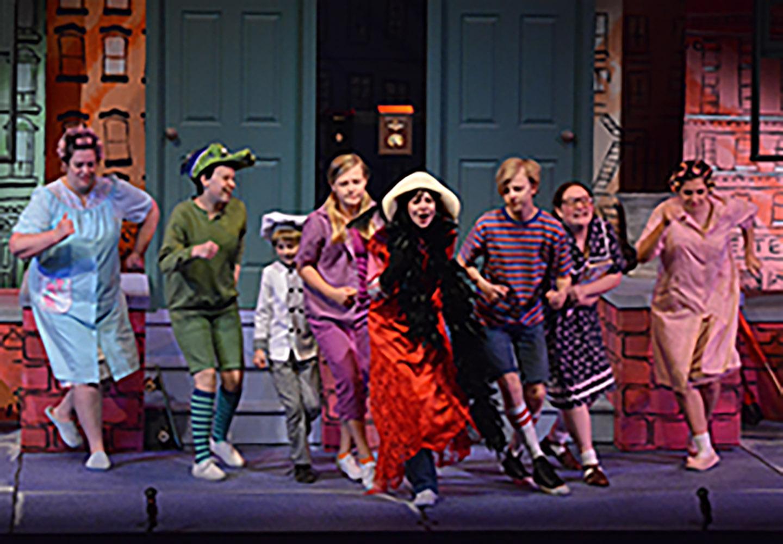 Chattanooga Theatre Centre donations