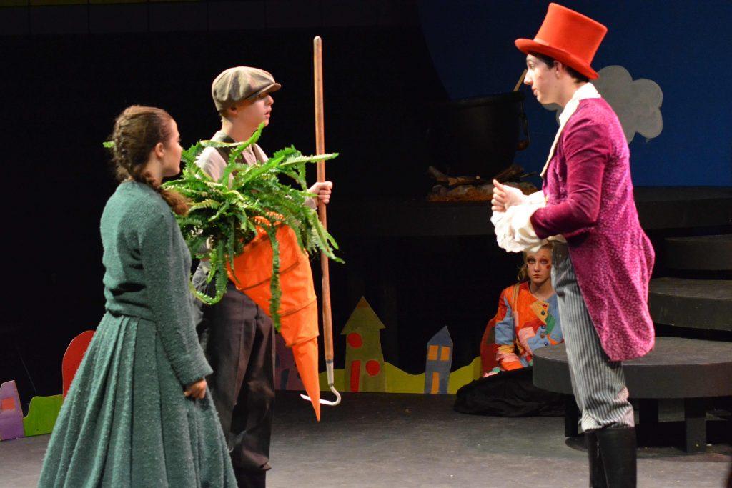 Chattanooga Theatre Centre Performance Program